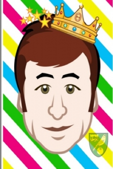 FaceMakr - King Stephen Fry