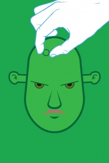FaceMakr - shrek