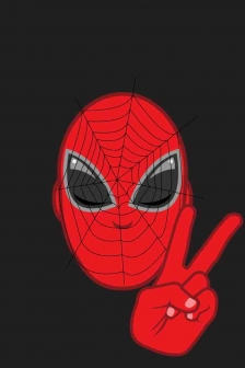 FaceMakr - ...Spider-Man!?