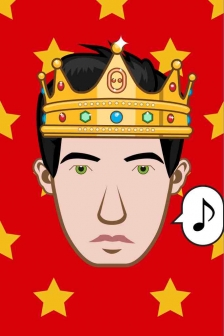 FaceMakr - Elvis Presly: King Of Rock n\' Roll
